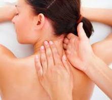 Nek schouder massage 30 min-35 euro